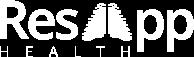 ResApp Logo White